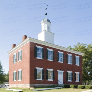 Historic Morgan County Courthouse