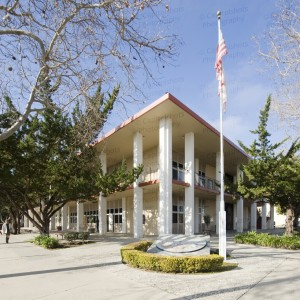 Former San Benito County Courthouse