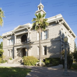 Historic Madera County Courthouse