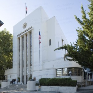 Nevada County Courthouse