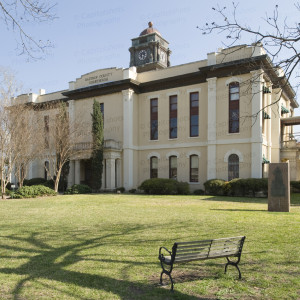 Bastrop County Courthouse