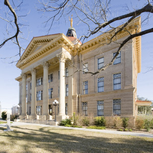 Bee County Courthouse