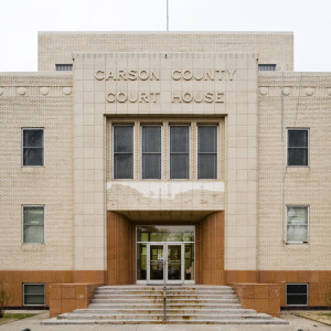 Carson County Courthouse