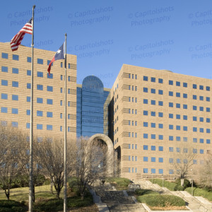 Dallas County Criminal Courts Building