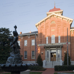 Historic Frederick County Courthouse