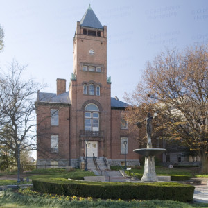 Historic Montgomery County Courthouse