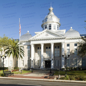 Historic Polk County Courthouse