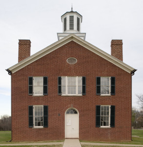 Historic Prince William County Courthouse