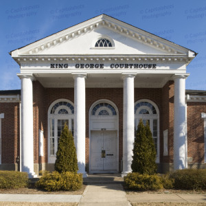 King George County Courthouse