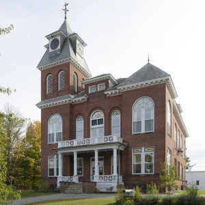 Lamoille County Courthouse