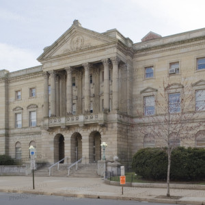 Mercer County Criminal Courthouse