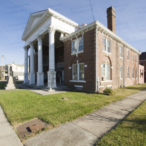 Old Grant County Courthouse