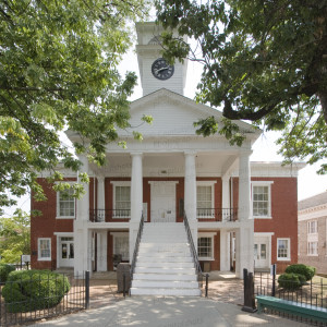 Pittsylvania County Courthouse