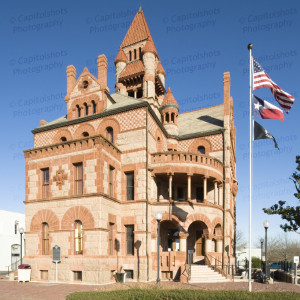 Hopkins County Courthouse