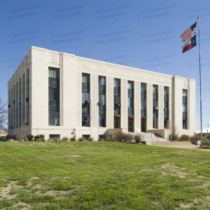Jack County Courthouse