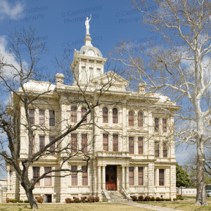 Milam County Courthouse