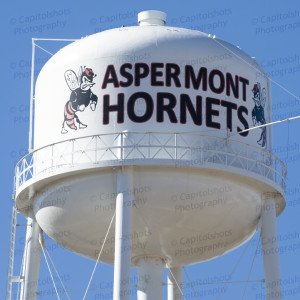 Aspermont Water Tower