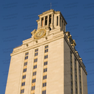 University Of Texas Tower