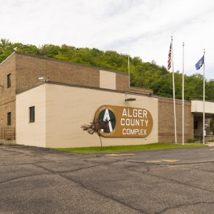 Alger County Courthouse (Munising, Michigan)