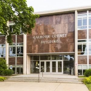 Calhoun County Courthouse (Marshall, Michigan)