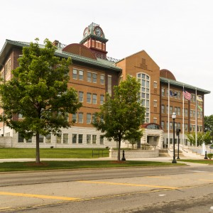 Clinton County Courthouse (St. Johns, Michigan)