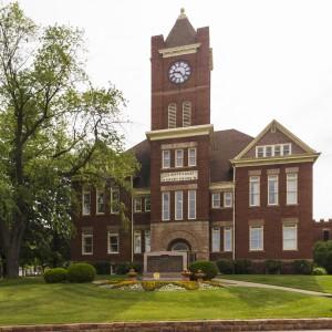 Dickinson County Courthouse (Iron Mountain, Michigan)