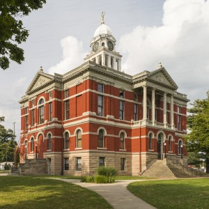 Eaton County Courthouse (Charlotte, Michigan)