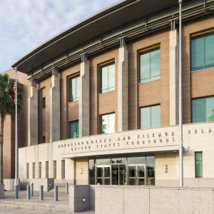 Reynaldo G. Garza And Filemon B. Vega United States Courthouse (Brownsville, Texas)