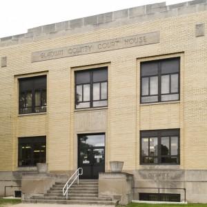 Gladwin County Courthouse (Gladwin, Michigan)