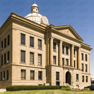 Logan County Courthouse (Lincoln, Illinois)