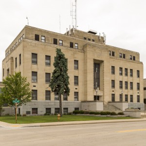 Marinette County Courthouse (Marinette, Wisconsin)