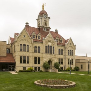 Oconto County Courthouse (Oconto, Wisconsin)