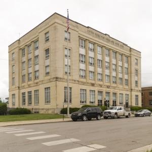 United States Courthouse (Fort Scott, Kansas)