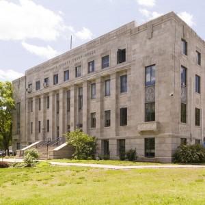 Wabaunsee County Courthouse (Alma, Kansas)