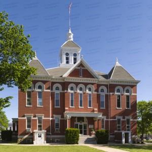 Woodson County Courthouse (Yates Center, Kansas)