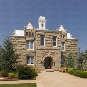 Chickasaw National Capitol (Tishomingo, Oklahoma)