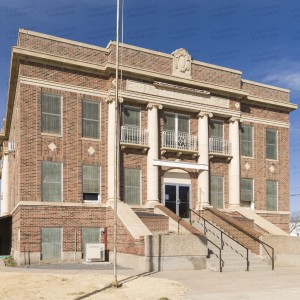 Cimarron County Courthouse (Boise City, Oklahoma)
