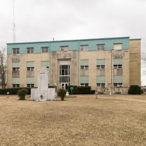 Haskell County Courthouse (Stigler, Oklahoma)