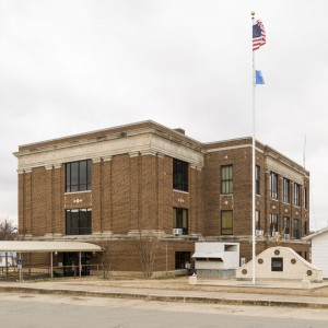 McIntosh County Courthouse (Eufaula, Oklahoma)