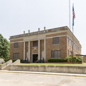 Murray County Courthouse (Sulphur, Oklahoma)