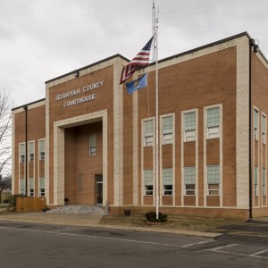 Sequoyah County Courthouse (Sallisaw, Oklahoma)