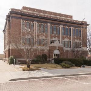 Texas County Courthouse (Guymon, Oklahoma)