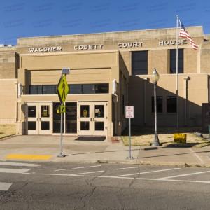 Wagoner County Courthouse (Wagoner, Oklahoma)