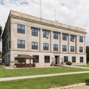 Alfalfa County Courthouse (Cherokee, Oklahoma)