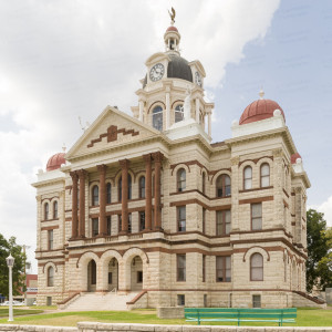 Coryell County Courthouse (Gatesville, Texas)