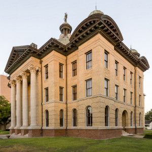 Fort Bend County Courthouse (Richmond, Texas)