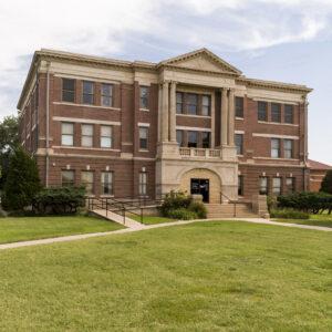 Grant County Courthouse (Medford, Oklahoma)