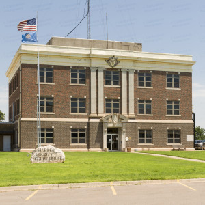 Harper County Courthouse (Buffalo, Oklahoma)
