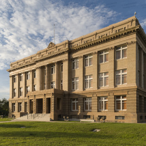 Historic Cameron County Courthouse (Brownsville, Texas)