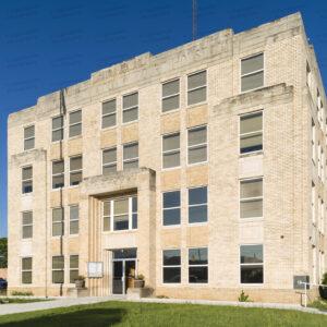 Jefferson County Courthouse (Waurika, Oklahoma)
